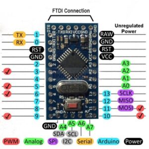 First proto LoRa PCB test – diycon