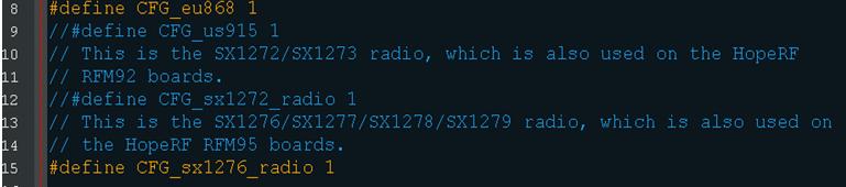 Getting started LoRa node v2 02 – diycon